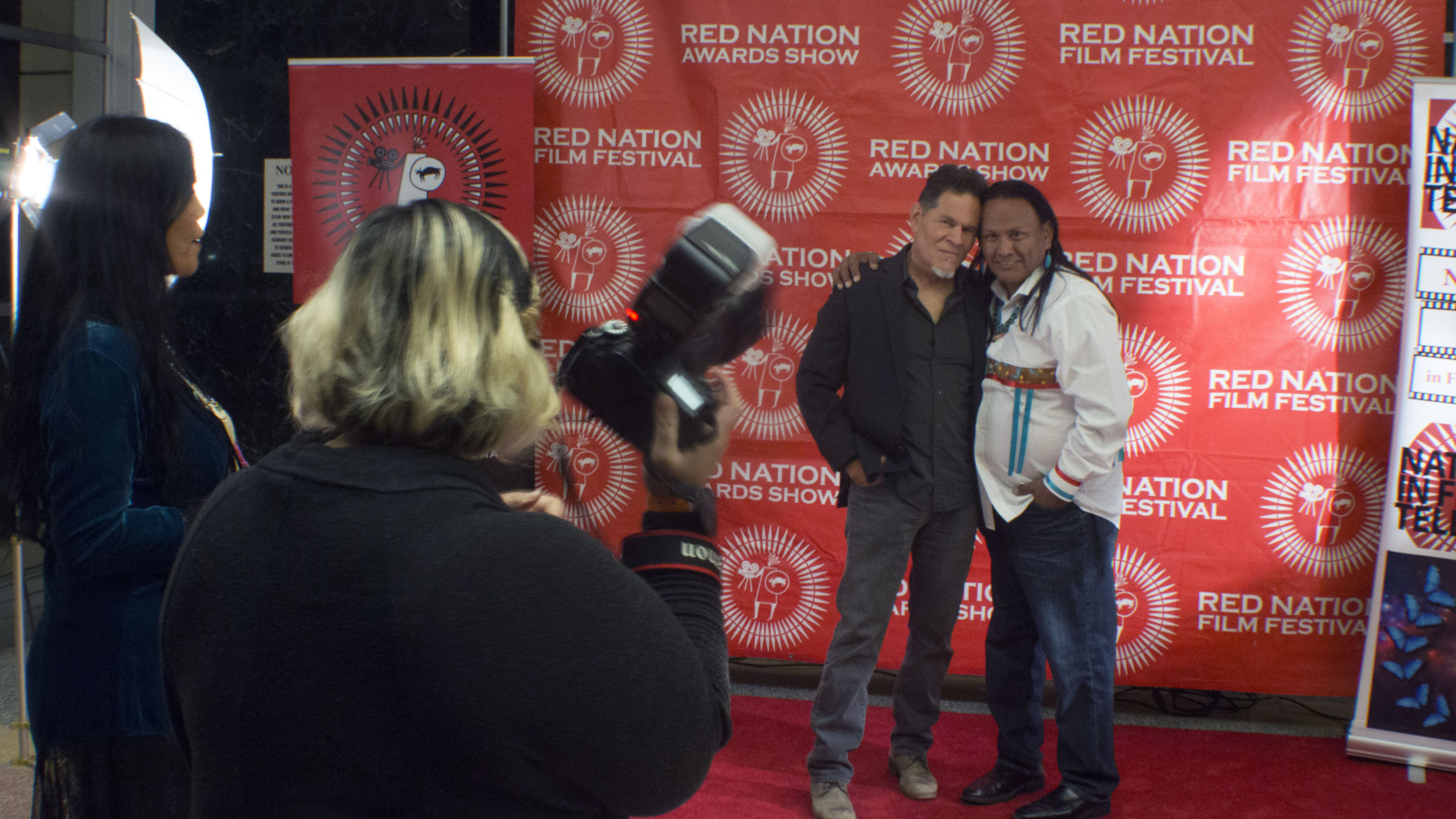 Red Nation Film Festival 2017 Photographer: Sam Moszkowicz Company: Jesse Watrous Photography and Media
