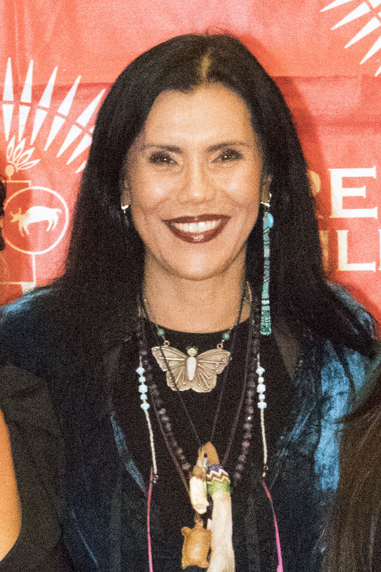 """Red Nation Film Festival -NATIVES IN CHARGE OF THEIR NARRATIVE on Friday, November 10, 2017 at Linwood Dunn Theatre, Hollywood, CA. World Premiere of """"Women in the Sand""""."""