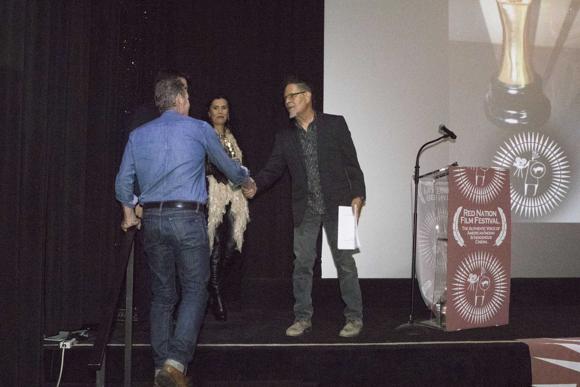 Red Nation Film Festival Awards Night on November 18, 2017 at Beverly Hills, Calif. Photography by Jesse Watrous Photography and Media Photographer: Jesse M. Watrous