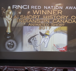 Red Nation Film Festival Awards Night on November 18, 2017 at Beverly Hills, Calif. Photography by Jesse Watrous Photography and Media Photographer: Sam Moszkowicz