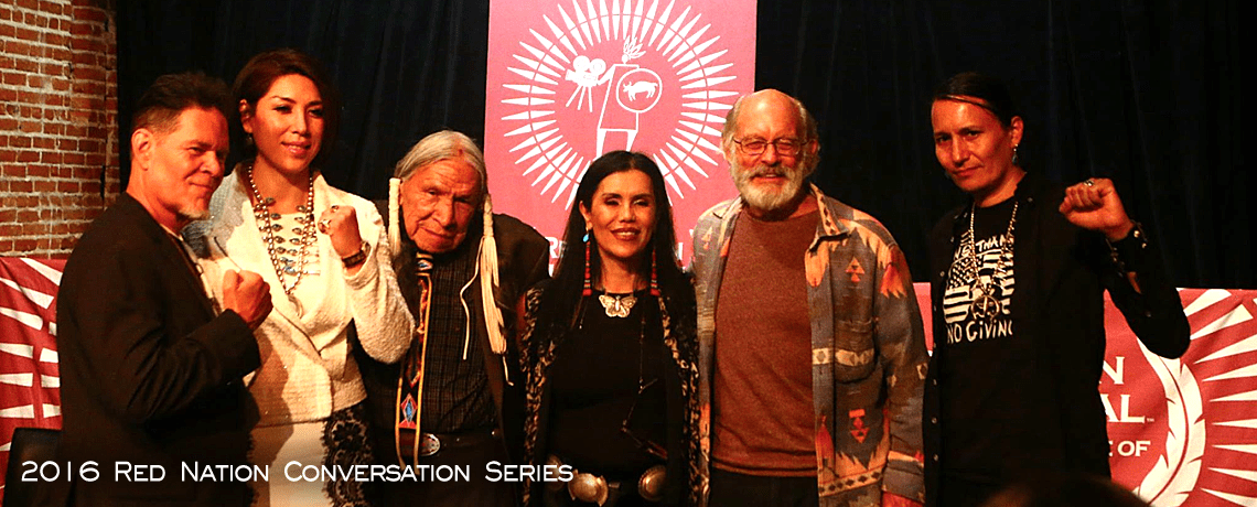 2016 RED NATION CONVERSATION SERIES PANELISTS