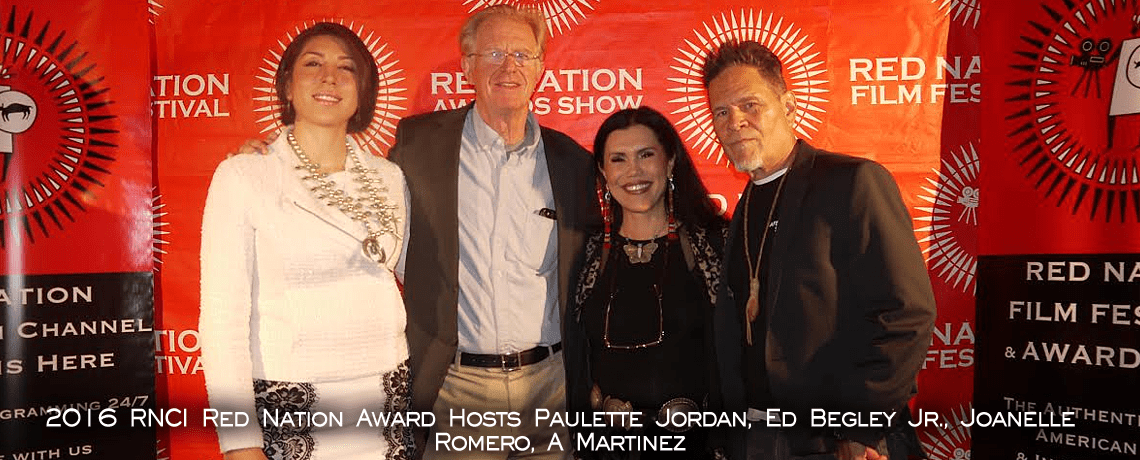 2016 RED NATION AWARDS HOSTS