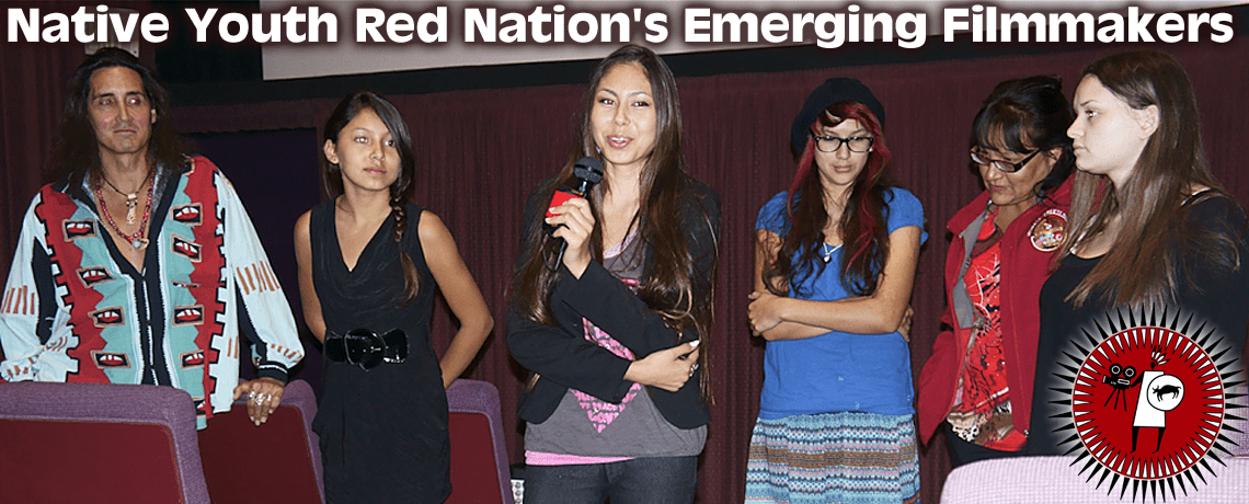NATIVE YOUTH EMERGING FILMMAKERS 2017