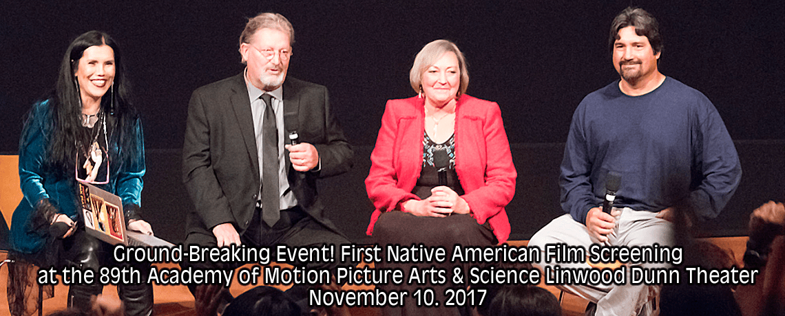 First Native Event @ AMPAS