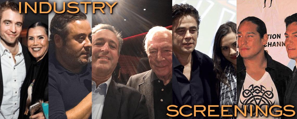 Industry screenings 2
