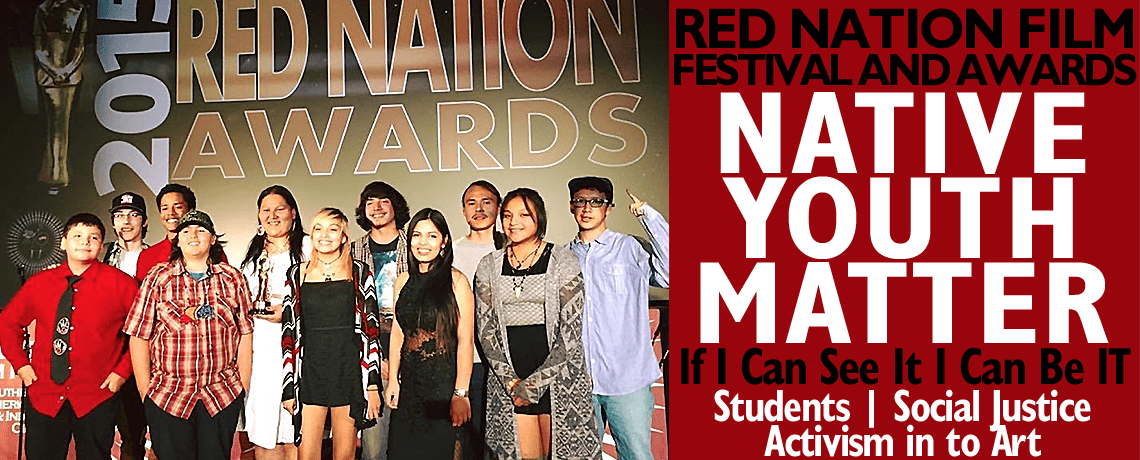 Native Youth Matter 2015 awards