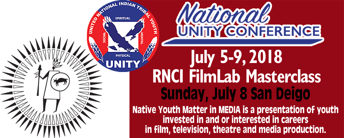 RNCI & UNITY Masterclass Native youth