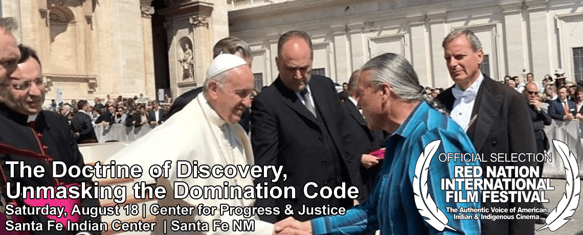 THE DOCTRINE OF DISCOVERY
