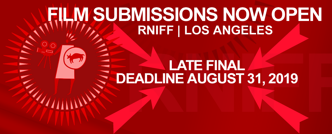 2019 RNIFF Submissions Now Open
