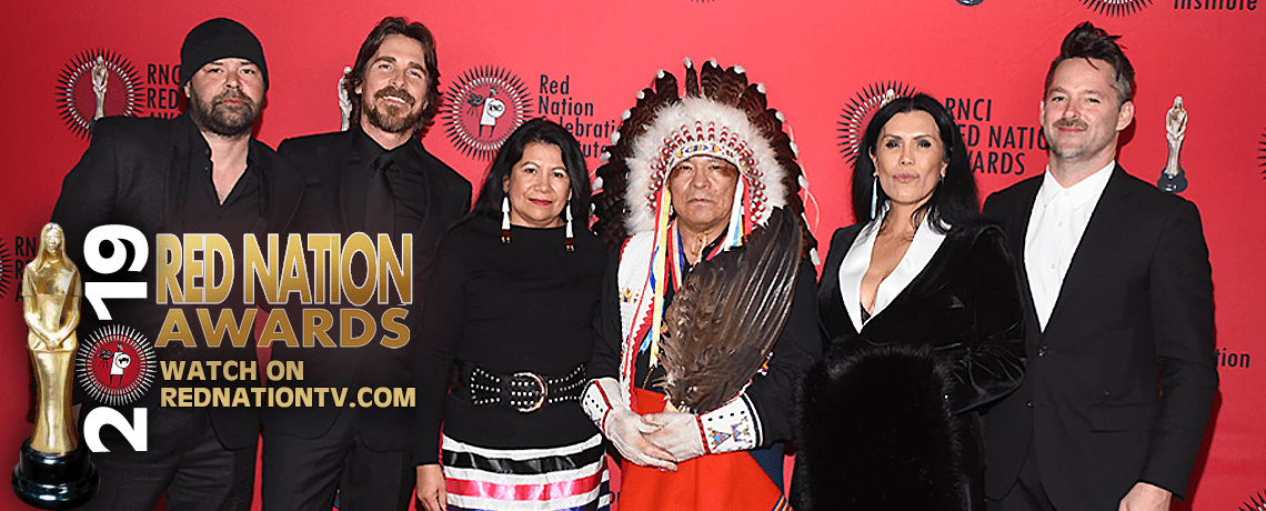 RNCI Red Nation Awards Ceremony 2019