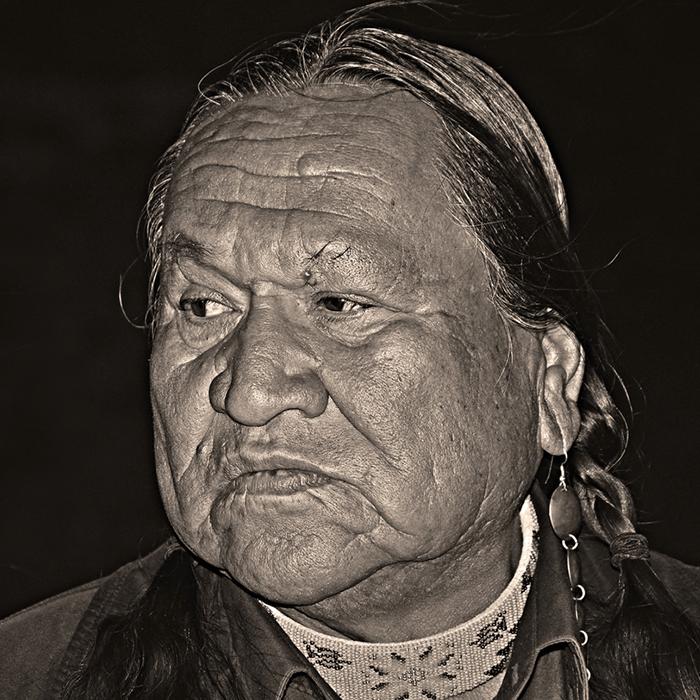 Chief Leonard Crow Dog