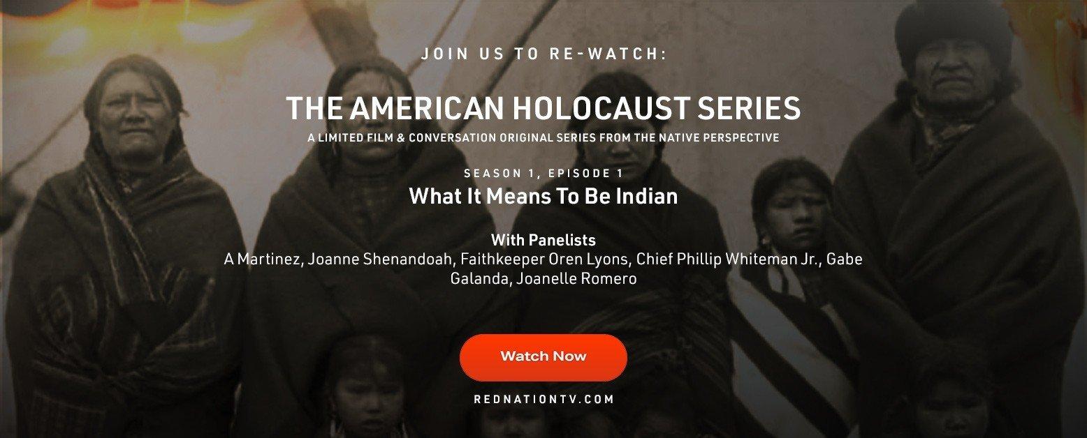 American Holocaust Conversation Series