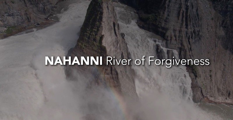 Nahanni River Of Forgiveness Film Poster