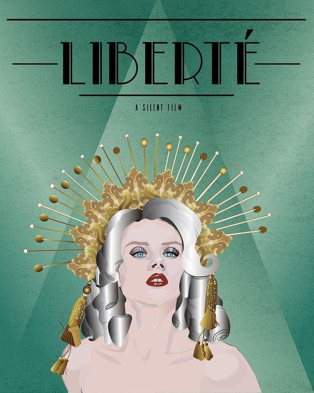 Liberté Film Poster