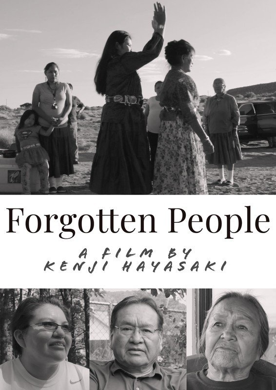 Forgotten People Film Poster