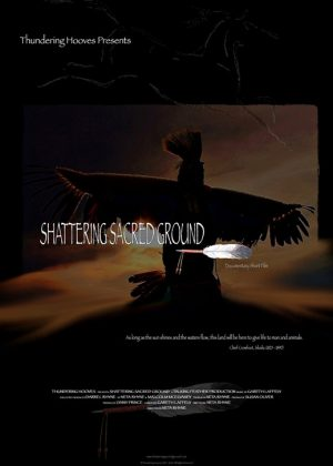 Shattering Sacred Ground Film Poster