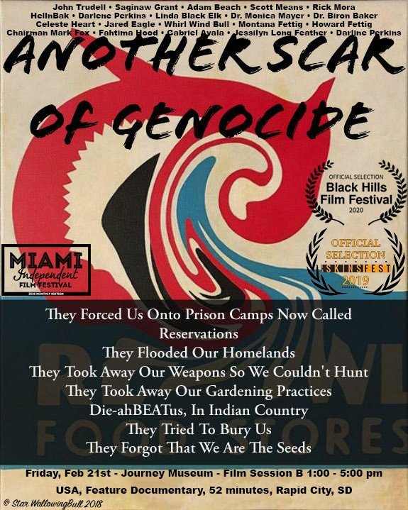 Another Scar Of Genocide: Diabetes In Indian Country Film Poster