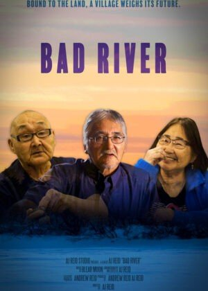 Bad River Film Poster