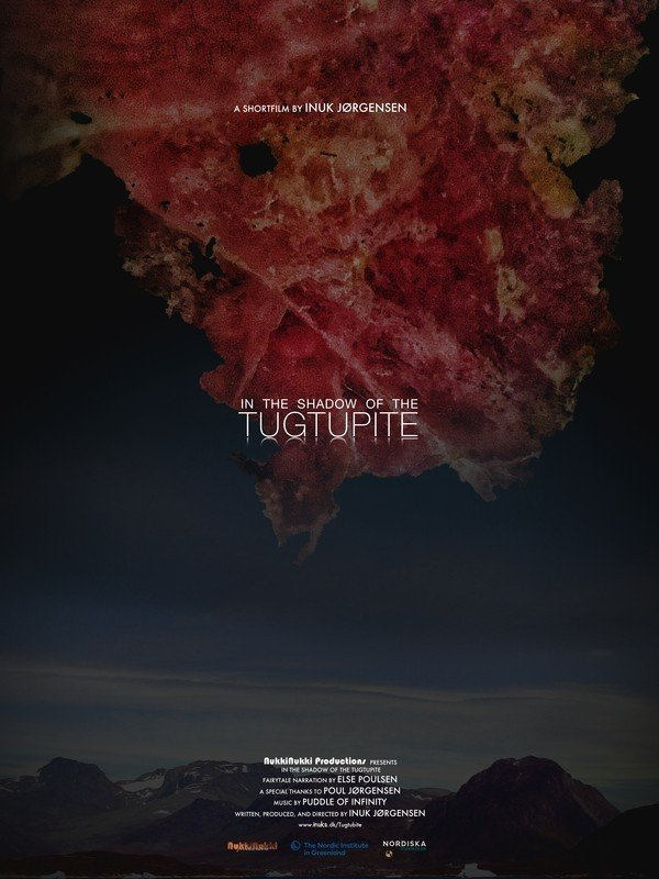 In The Shadow Of The Tugtupite Film Poster