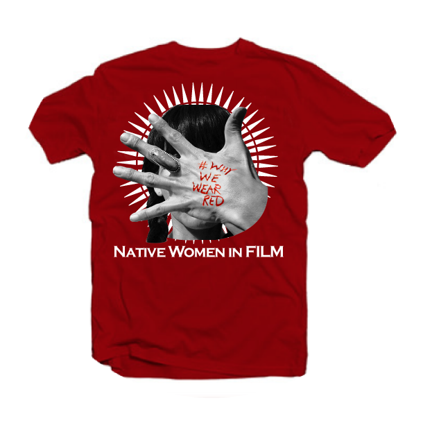 Native Women in Film and Television T-Shirt