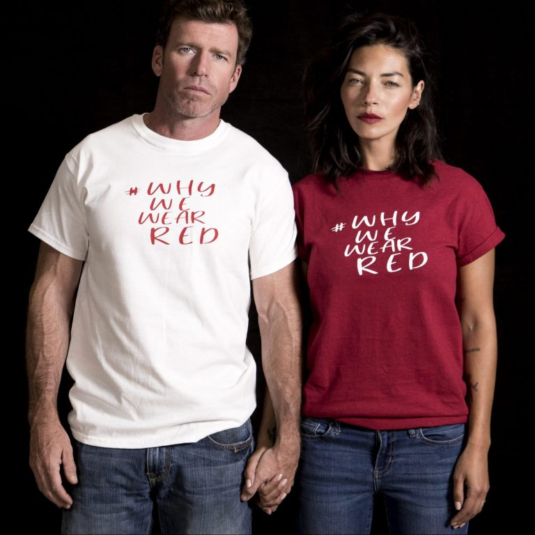 Why We Wear Red T-Shirt