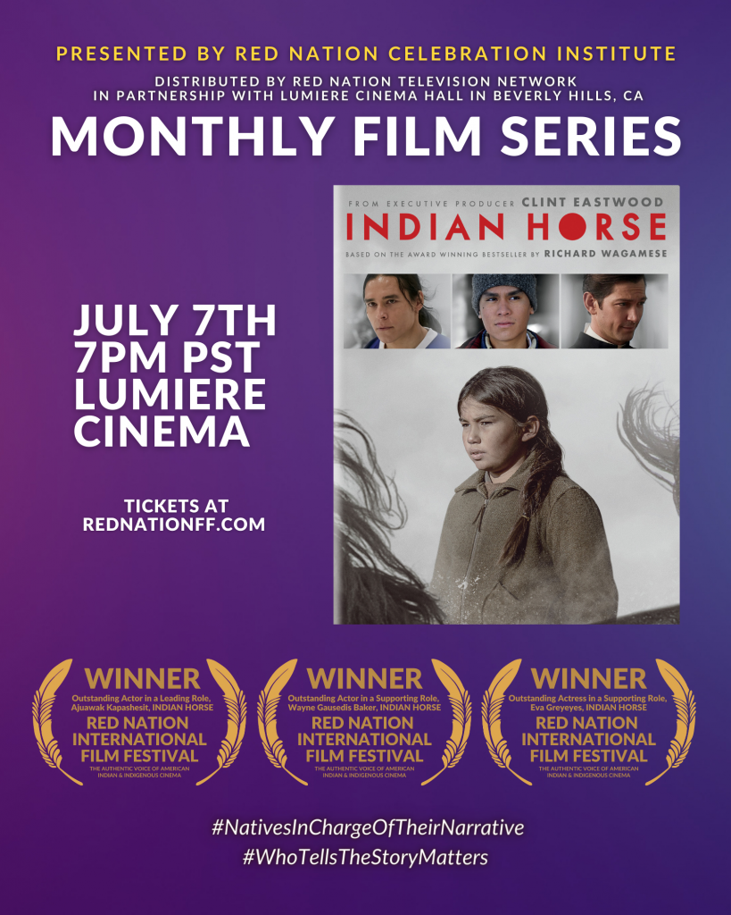 Monthly Film Series 2021: Indian Horse
