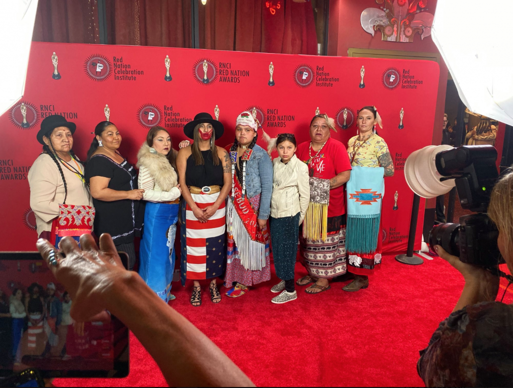 IN-PERSON Red Nation International Film Festival